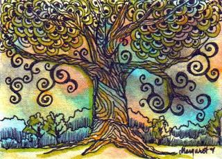 TREE OF LIFE MIGHTY OAK 07.08.10