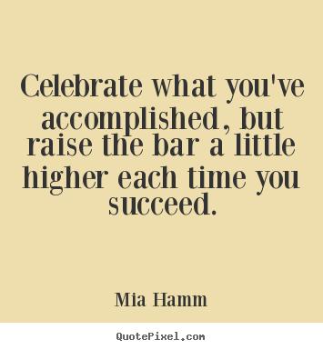 celebrate quote